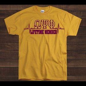 Men and sorority T-shirt